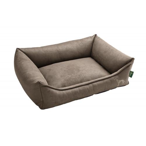 Dog sofa Bologna 50x35 cm, stone