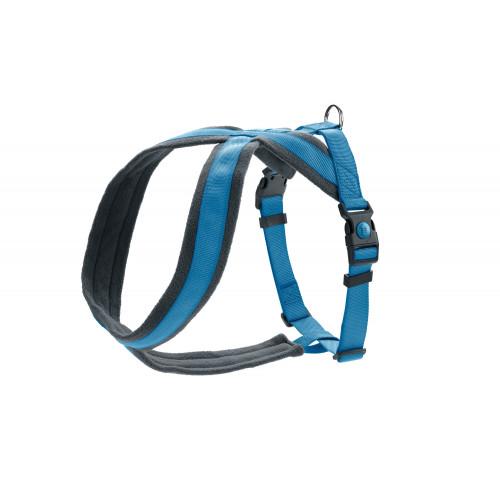 Harness London Comfort 52-62/S-M, Lightblue