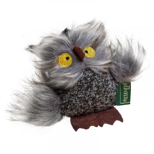 貓玩具蓬鬆貓頭鷹 貓薄荷