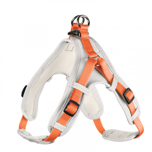 Harness Neoprene Vario Quick L, orange