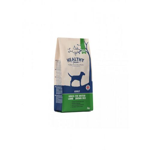 Healthy Paws 羊肉糙米成犬狗糧 2KG